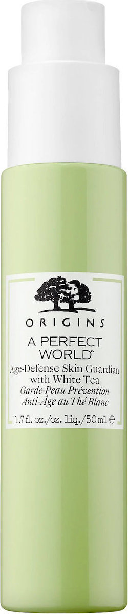 Origins - A Perfect World Skin Guardian With  White Tea 30ml