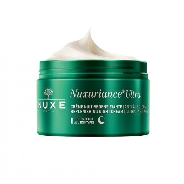 Nuxe Creme Nuit Nuxuriance Ultra, Κρέμα Νύχτας για όλους τους Τύπους Δέρματος 50ml