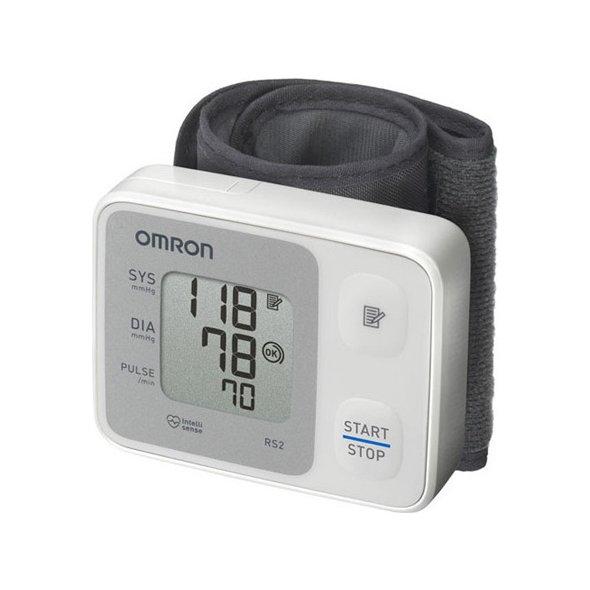 Omron RS2 Αυτόματο Ψηφιακό Πιεσόμετρο Καρπού 1τμχ