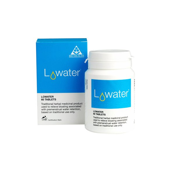 Power Health Lowater, Ήπιο Διουρητικό για την Προεμμηνορυσιακή Κατακράτηση 30 ταμπλέτες
