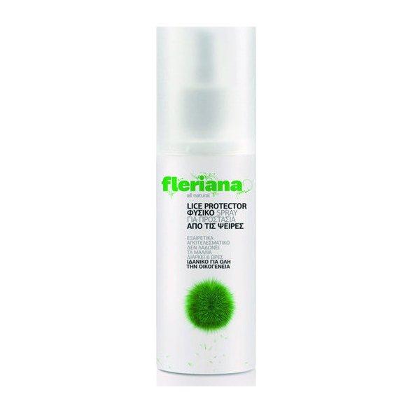 Power Health Fleriana Anti Lice Spray, Αντιφθειρικό Προστατευτικό Σπρέι 100ml