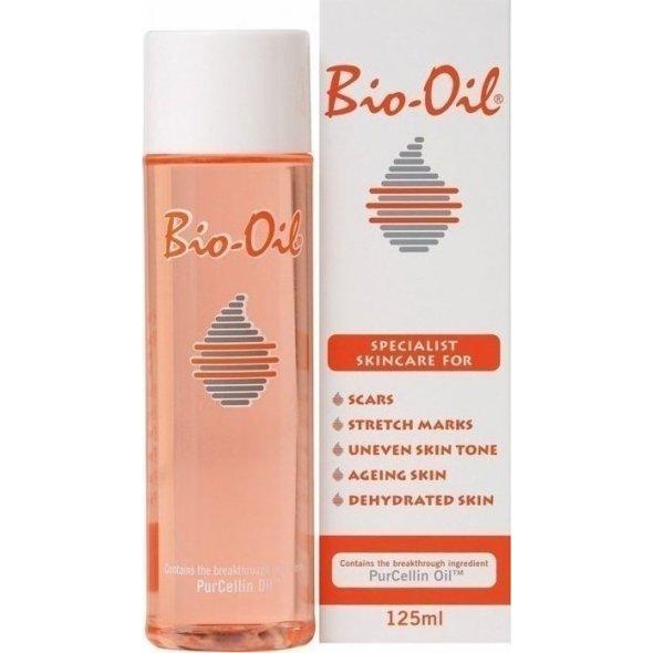 Bio-Oil Λάδι Επανόρθωσης Ουλών & Ραγάδων 125ml