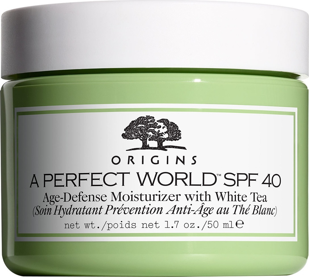 Origins - A Perfect World spf40 Age Defense Moisturizer White Tea 50ml