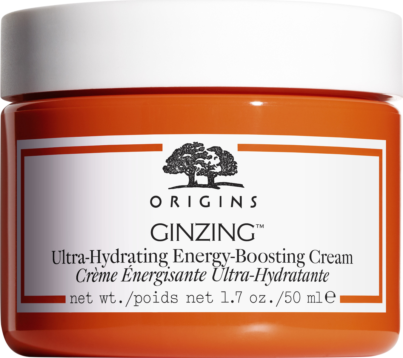 Origins - Ginzing Ultra Hydrating Energy Boosting Cream 50ml