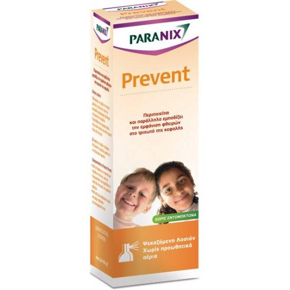 Paranix Prevent Spray Lotion για Ψείρες 100ml