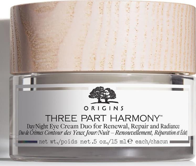 Origins - Three Part Harmony Day/Night Eye Cream 15ml