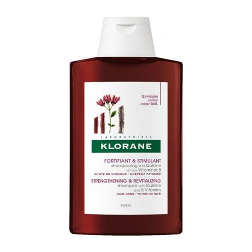 Klorane Shampoo Quinine, Σαμπουάν Δυναμωτικό Κατά της Τριχόπτωσης με Κινίνη 400ml