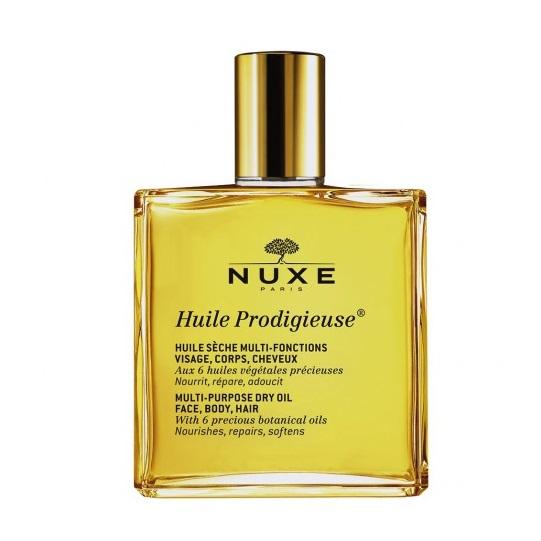 Nuxe Huile Prodigieuse, Ξηρό Λάδι για Πρόσωπο, Σώμα, Μαλλιά 50ml