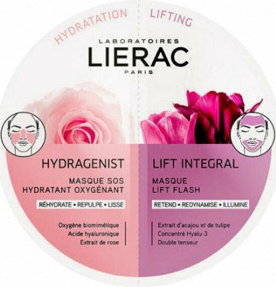 Lierac - Duo Masks Hydragenist & Lift Integral 2x6ml