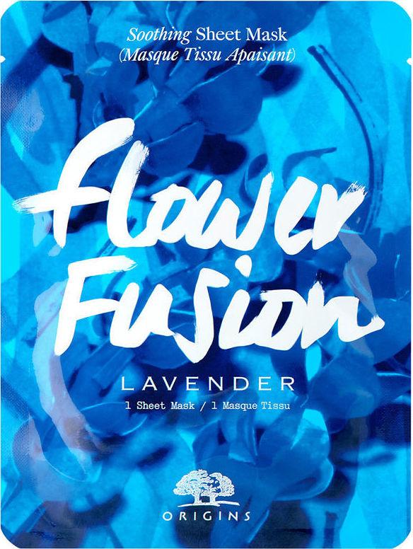 Origins - Flower Fusion Lanender Sheet Mask 1τμχ