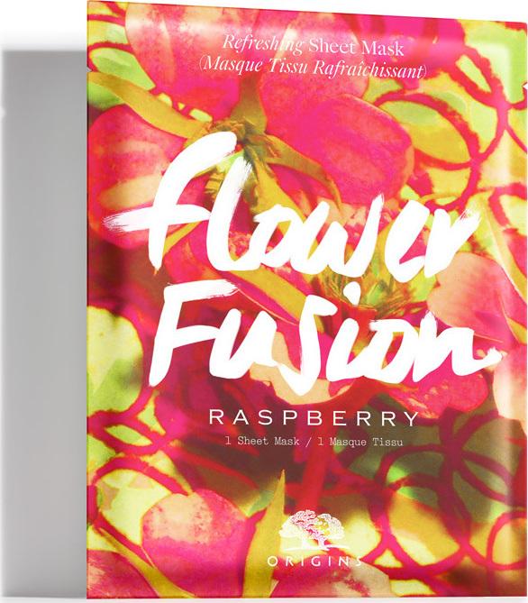 Origins - Flower Fusion Raspberry Sheet Mask 1τμχ