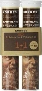 Korres - Echinacea & Vitamin C 2x18αναβράζοντα δισκία
