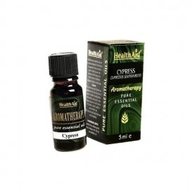 Health Aid Aromatherapy Cypress Oil, Αιθέριο Έλαιο Κυπαρίσσι 5ml