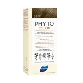 Phyto PhytoColor Blond Clair 8, Βαφή Μαλλιών Ξανθό Ανοιχτό 1τεμ