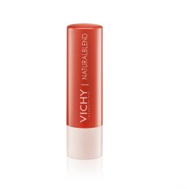 Vichy - Natural Blend Hydrating Tinted Lip Balm Coral, Ενυδατικό Lip Balm με Χρώμα, 4,5gr