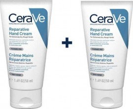 CERAVE REPARATIVE HAND CREAM -50% στο 2ο προϊόν