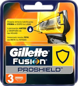 OR-B GILLETTE F5 X3 PROSHIELD ΑΝΤΑΛΛΑΚΤΙΚΑ