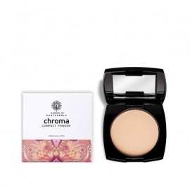 Garden of Panthenols Compact Powder PM-20 Shimmery Peach, Απαλή Πούδρα 12g