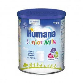 Humana Junior Milk  18+ 700gr