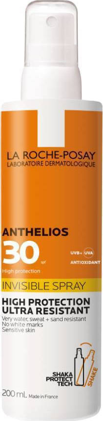 La Roche Posay - Anthelios Invisible Spray SPF30 200ml
