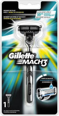 OR-B GILLETTE MACH 3