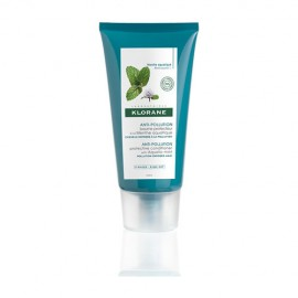 Klorane Anti-Pollution Protective Conditioner with Aquatic Mint, Προστατευτική Μαλακτική Κρέμα 150ml