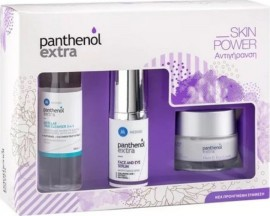 Panthenol - Extra Promo Face & Eye Cream 50ml & Serum 30ml & Micellar True Cleanser 3 In 1 100ml