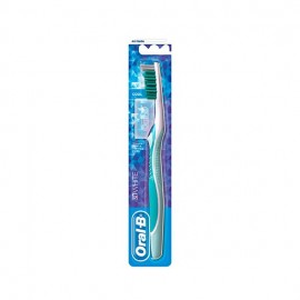 Oral-B 3D White Cool Οδοντόβουρτσα Μέτρια 1 τεμ