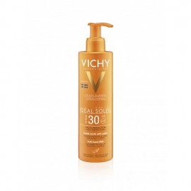 Vichy Ideal Soleil Anti Sand Milk SPF30, Αντιηλιακό Γαλάκτωμα 200ml