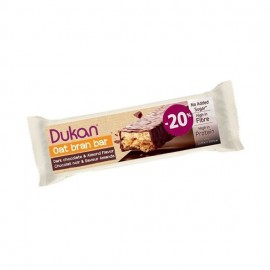 Dukan Expert Dark Chocolate & Almond, Γκοφρέτα Βρώμης 36gr