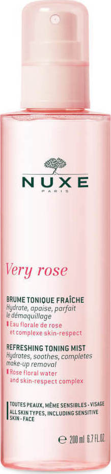 Nuxe - Very Rose Toning Mist 200ml