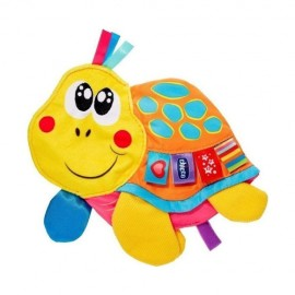 Chicco Molly Turtle, Μαλακή Κουδουνίστρα Χελωνίτσα 1τμχ