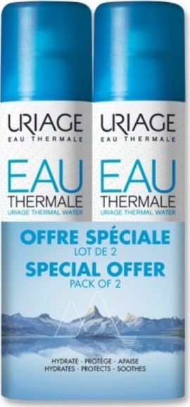 Uriage Promo Eau Thermale 2x300ml