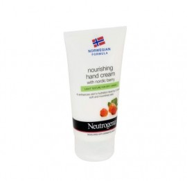 Neutrogena Nourishing Hand Cream with Nordic Berry, Ενυδατική Κρέμα Χεριών 75ml