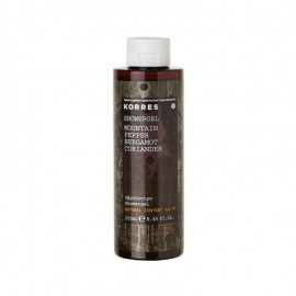 Korres Αφρόλουτρο Mountain Pepper / Bergamot / Coriander 250ml