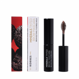 Korres Tinted Brow Mascara 02 Medium Shade Minerals, Μάσκαρα Φρυδιών 4ml