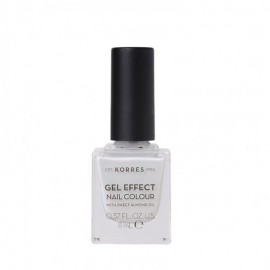 Korres 11 Coconut Smoothie Gel Effect Nail Colour 11ml