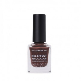 Korres 61 Seashell Gel Effect Nail Colour 11ml