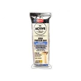 Lanes - The Active Club High Protein Bar, (Πάστα Αμυγδάλου), 60gr