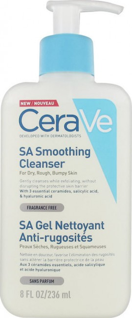 CeraVe - SA Smoothing Cleanser 236ml