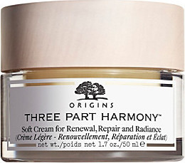 Origins - Three Part Harmony Soft Cream For Renewal 50ml
