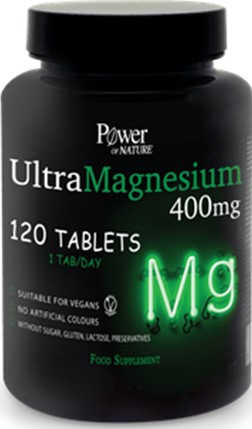 Power Health Ultra Magnesium 400mg 120t