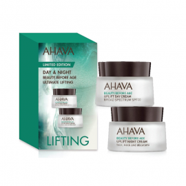 Ahava Limited Edition Day & Night Beauty Before Age Ultimate Lifting, 2x15ml