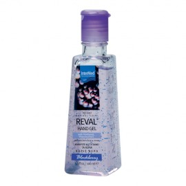 Intermed Reval Plus Blackberry Hand Gel Αντισηπτικό Χεριών 100ml