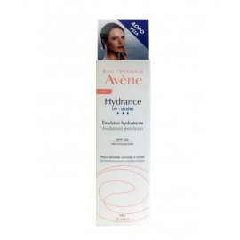 Avene Eau Thermale Promo με Hydrance Optimale UV Legere SPF30, Ενυδατική Κρέμα Προσώπου 40ml & ΔΩΡΟ Emulsion Hydratante Legere