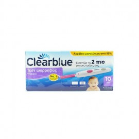 Clearblue Ψηφιακό Τεστ Ωορρηξίας 10τμχ