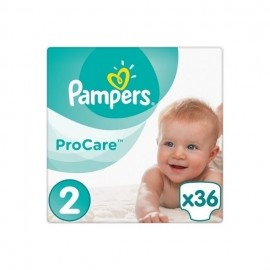 Pampers Βρεφικές Πάνες Pro Care Premium Protection No2 (3-6kg) 36τμχ
