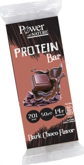 Power Health Protein Bar Dark Choco Flavor 50g