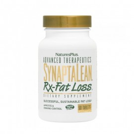 Natures Plus Synaptalean RX Fat Loss 60 ταμπλέτες