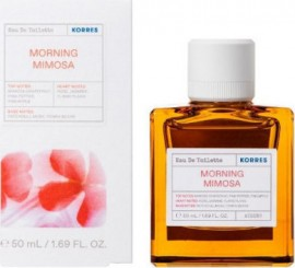 Korres Morning Mimosa Eau De Toilette για Γυναίκες 50ml